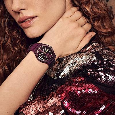 Swatch  I love your folk 系列手錶 WINERY 美好的一杯