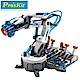 台灣製造Proskit寶工科學玩具6軸關節液壓機器人手臂夾爪GE-632綠能原動力 : 液壓、質量守恆原理、液體不易壓縮 product thumbnail 1