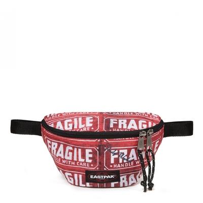 EASTPAK 聯名款 Springer系列 腰包 Andy Warhol Fragile