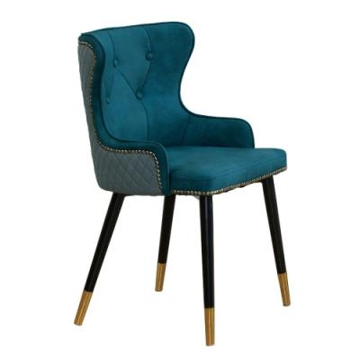 MUNA 新羅莎皮餐椅/休閒椅 49X54.5X84cm