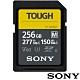 SONY SF-M256T SD SDXC 256G 256GB 277MB/S V60 TOUGH UHS-II 高速記憶卡 (公司貨) 支援 4K product thumbnail 2