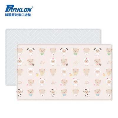 【PARKLON】韓國帕龍PURE BUBBLE泡泡墊-小豬變變變  雙面厚4CM地墊
