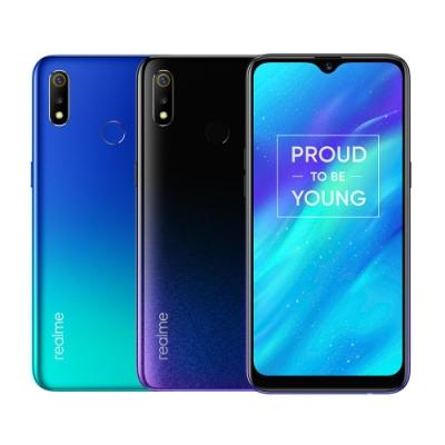 realme 3 (4G/64G) 6.22吋水滴螢幕八核心大電量智慧型手機