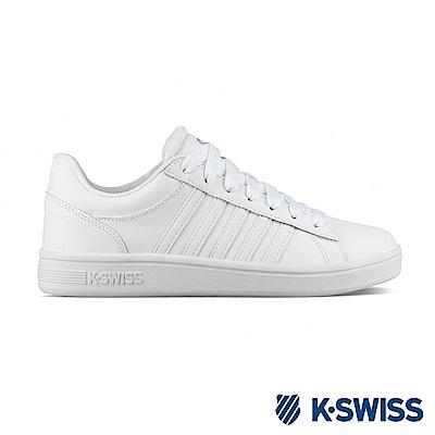 K-SWISS Court Winston休閒運動鞋-女-白