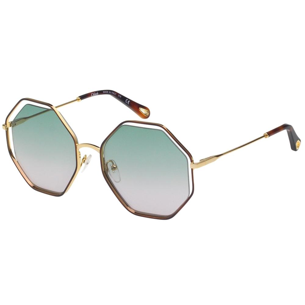 CHLOE 太陽眼鏡(琥珀配金)CE132S