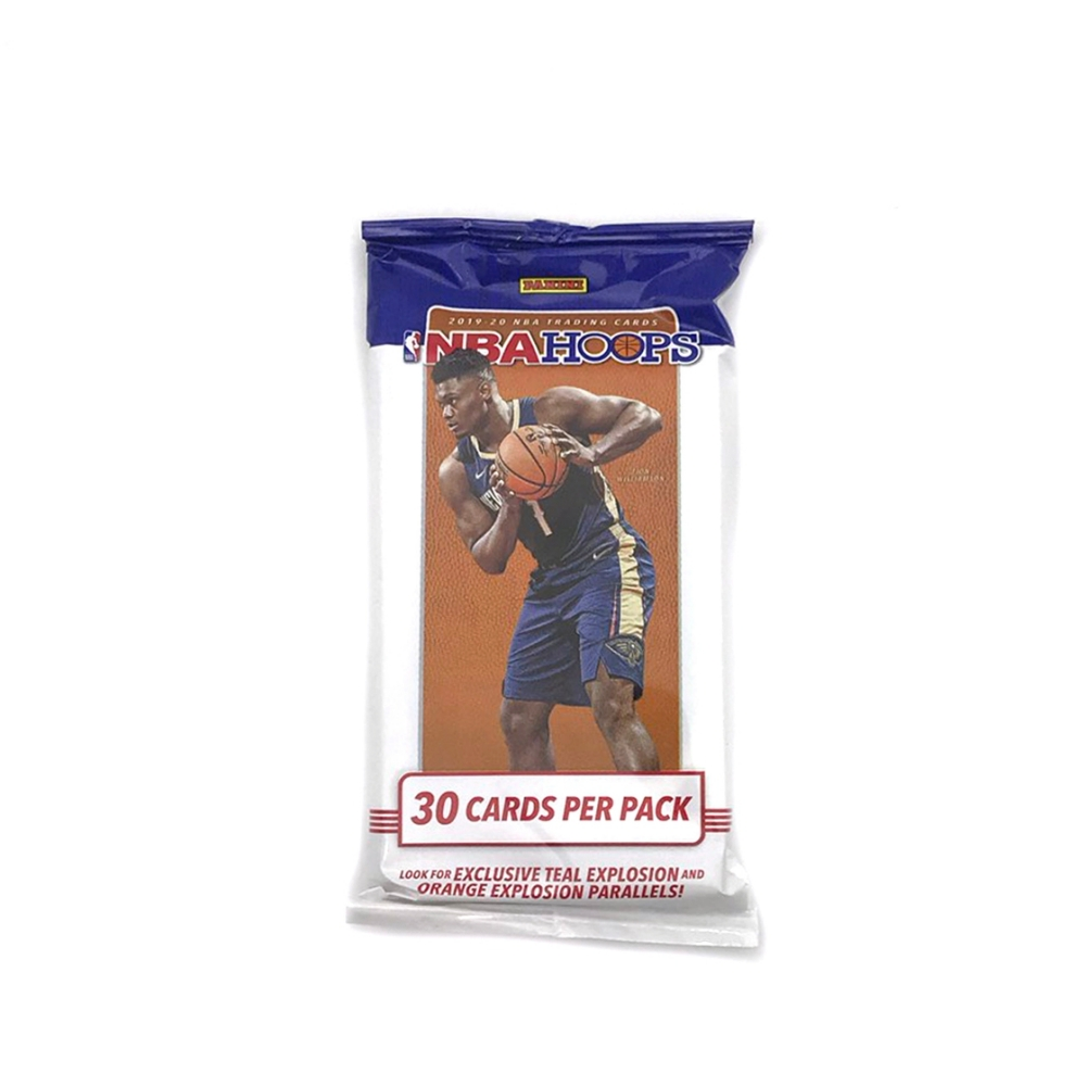 NBA 球員卡 19-20 HOOPSNPP BK Blaster Fat Pack product image 1