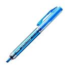 日本Pentel飛龍 剪報筆SMS1-S(藍)螢光筆重點筆記號筆