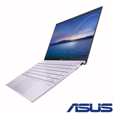 (含微軟365組合)ASUS UX435EG 14吋筆電 (i7-1165G7/MX450/16G/1T SSD/ZenBook 14/星河紫)