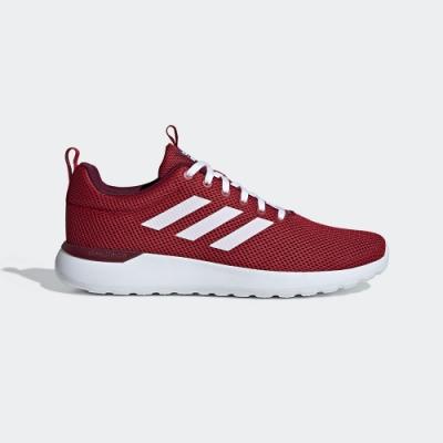 ADIDAS 透氣 舒適 休閒鞋 男鞋 紅白 EE8136 Lite Racer CLN Shoes