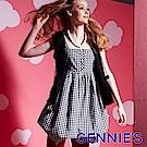 Gennie's奇妮 – 甜美氣質格紋孕婦上衣 (G3Y40)
