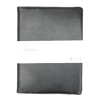 Filofax First Edition A5 木質紋萬用手冊 石板灰