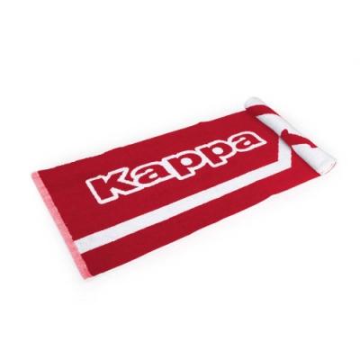 KAPPA 運動毛巾 紅白