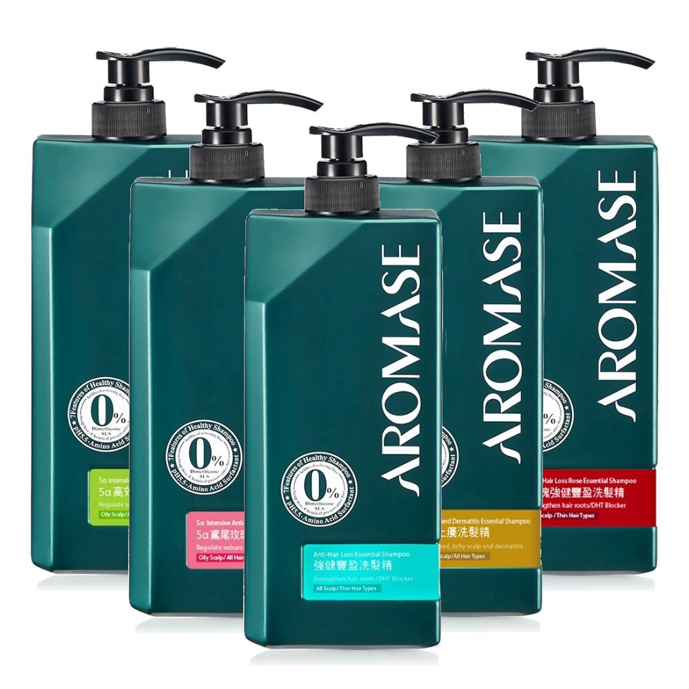 [時時樂限定] 艾瑪絲頭皮養護系列洗髮精1000mL(5款任選)