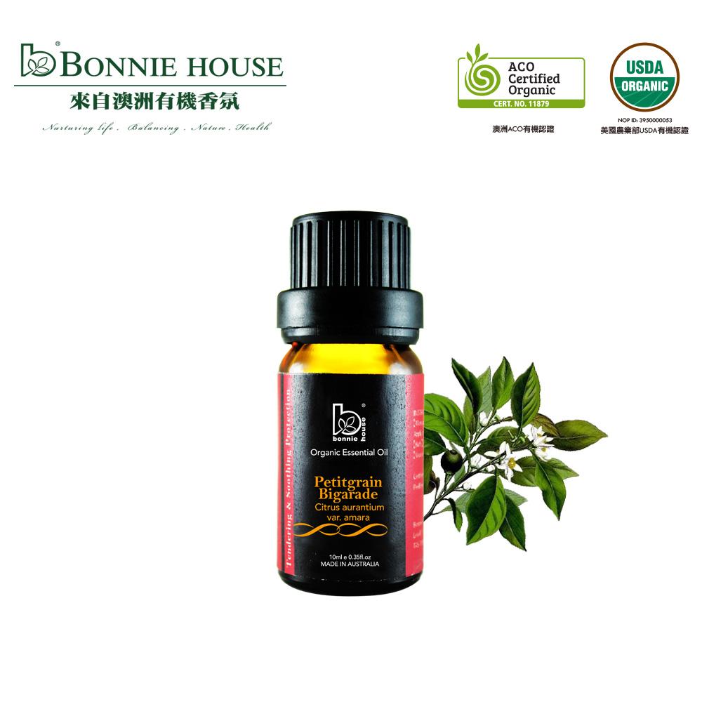 Bonnie House 苦橙葉精油10ml