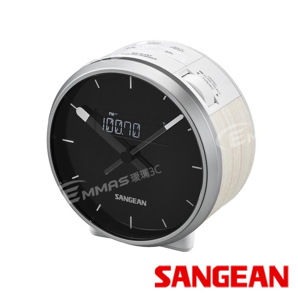 SANGEAN 二波段數位式時鐘收音機 RCR-29