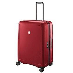 VICTORINOX 瑞士維氏CONNEX 可擴充29吋硬殼行李箱-紅