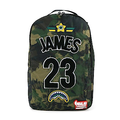 Sprayground NBA LAB 潮流後背包 LeBron James