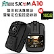 FLYone SJCAM A10 警用執法專業級 雷射定位監控密錄器/運動攝影機-急 product thumbnail 1