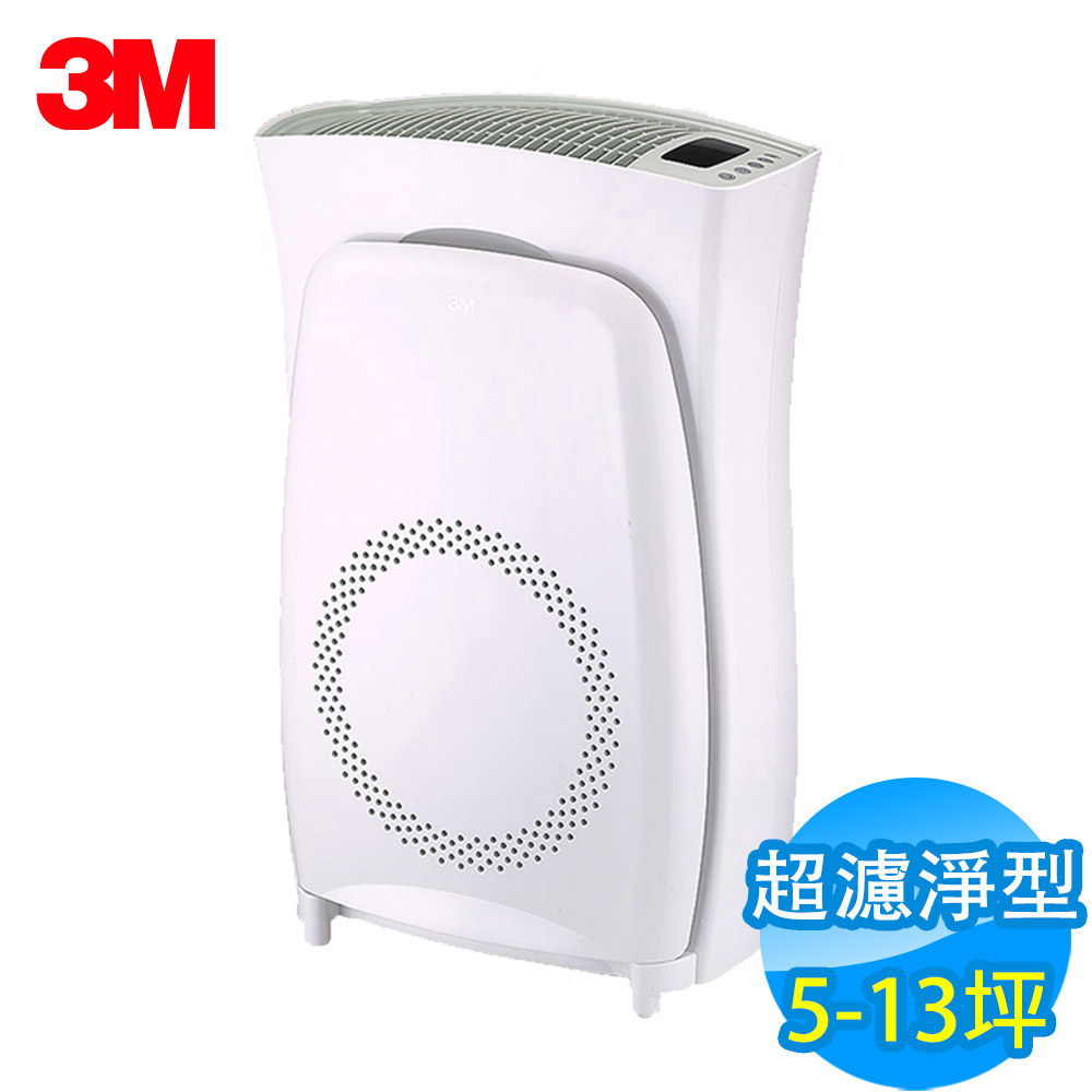 3M 5-13坪 超濾淨型 淨呼吸空氣清淨機 高效版 福利品CHIMSPD-02UCLC-1