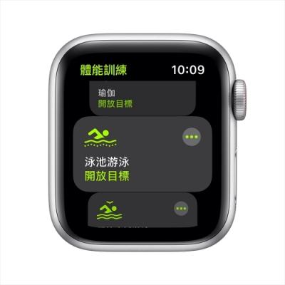 Apple Watch SE 40mm 鋁金屬錶殼配運動錶帶(GPS)