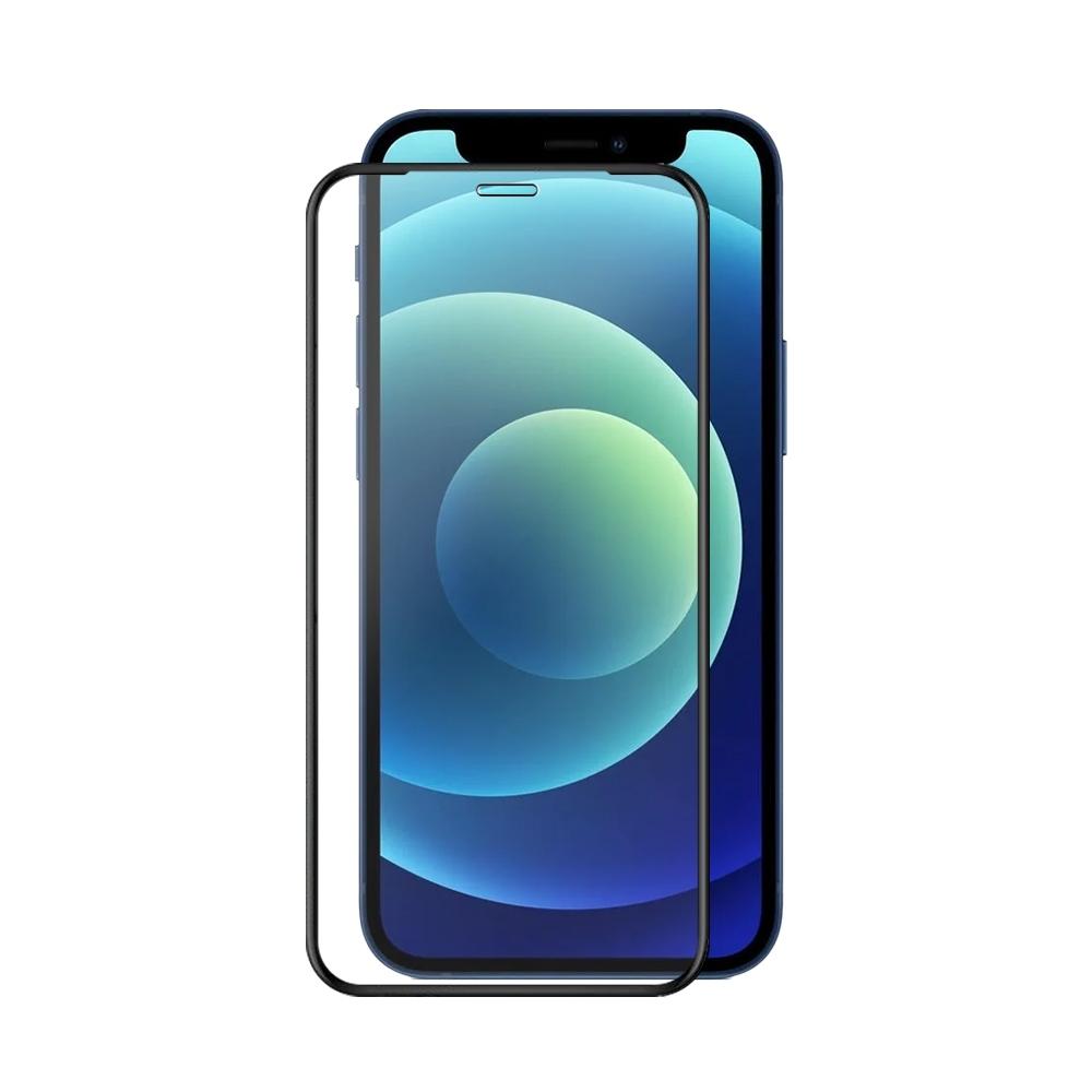 【o-one】Apple iPhone12 滿版全膠9H鋼化玻璃保護貼