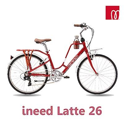 momentum iNeed Latte 26 城市悠遊輕選擇