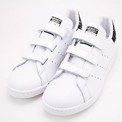 ADIDAS-女休閒鞋BY2975-白