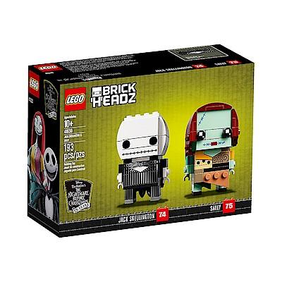 樂高LEGO 積木人偶系列 - LT41630 骷髏傑克 & 莎莉