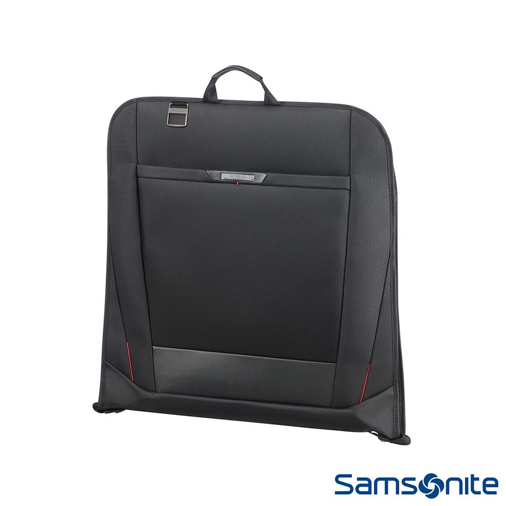 (6/1 10:00 ~6/21 10:00 送超贈點700) Samsonite新秀麗 Pro-DLX5商務西裝套(黑)