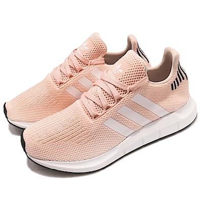 adidas 慢跑鞋 Swift Run 運動 女鞋