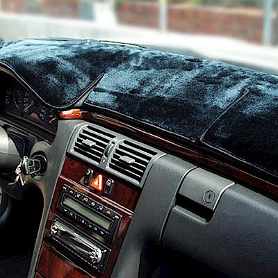【大海豚Dolphin】儀表板避光隔熱保護墊-高級長絨毛(休旅車專用)