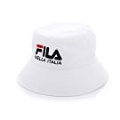 FILA 時尚筒帽-白 HTT-5208-WT