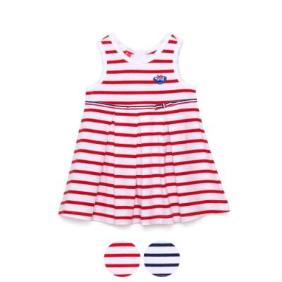 WHY AND 1/2 mini 條紋彈性棉質背心洋裝 1Y~4Y 多色可選