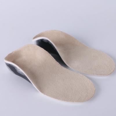 JHS杰恆社 兒童矯正鞋墊 扁平足內外八字O型腿鞋矯形las13