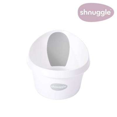 【英國Shnuggle】月亮澡盆MAX-時尚灰(兒童浴盆)