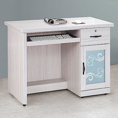 AS-貝拉3.5尺電腦桌-105x60x81cm