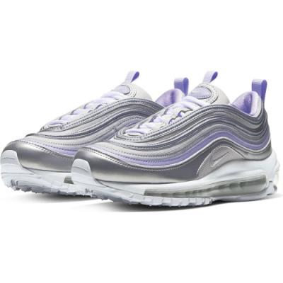 NIKE 運動鞋 慢跑 休閒 氣墊 避震  女鞋  粉紫 CQ4806015 W AIR MAX 97 SE