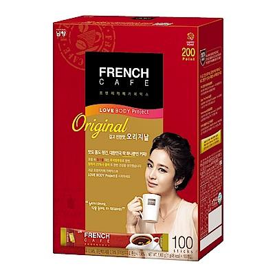 韓味不二-南陽法式經典咖啡(11gx100入)