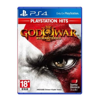戰神3 強化版 (中文版) PlayStation Hits