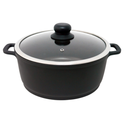 LOYANO御鼎輕量型多功能湯鍋24cm YD-080