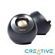 Creative Pebble V2 USB-C 桌上型喇叭(黑) product thumbnail 1