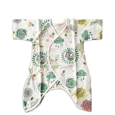 baby童衣 全棉紗布哈衣 80103