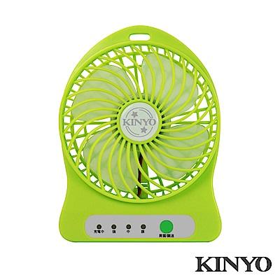 KINYO小旋風涼風扇UF136(福利品)