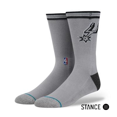 STANCE SPURS CASUAL LOGO-男襪-NBA球隊襪