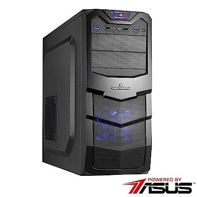 華碩B365平台 [飛凌騎尊]i3四核RTX2060獨顯SSD電玩機