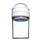 【ComboEZ】自動電動真空罐/保鮮/飼料桶(0.8公升-手柄款) 多種顏色可選