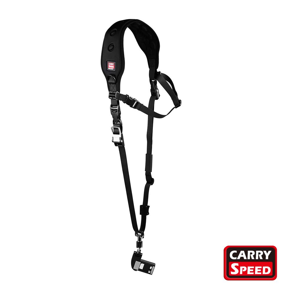 CarrySpeed 速必達 Pro MK IV 頂級專業型相機背帶 (附F3相機座盤)