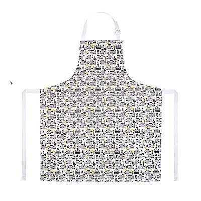 法國 La Cocotte Paris 廚房的美好時光圍裙 All Over Paris