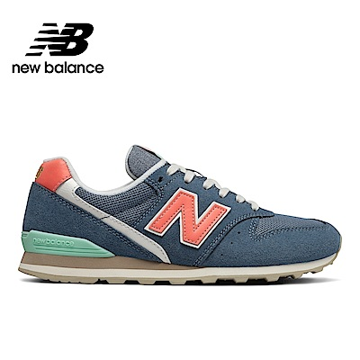 New Balance 復古鞋_女_灰藍_WL996COM-B