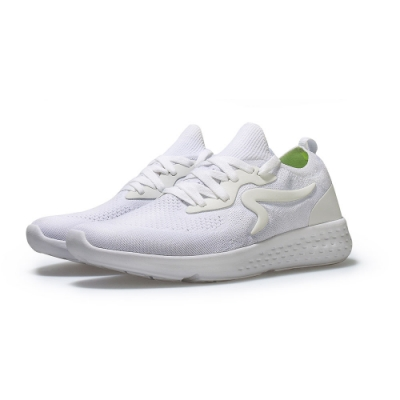 【ZEPRO】男子運動時尚健走鞋-經典白